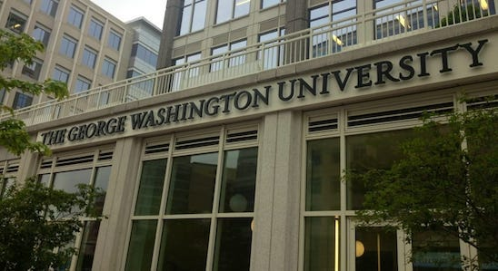 GW Graduate Education Center Arlington